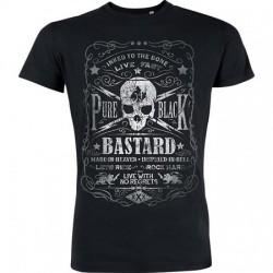 "Jack's Inn 54 camiseta ""Bastard"""